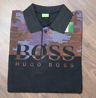 SALE! BNWT Hugo Boss Short Sleeve Polo Shirt . Size S M L XL 2XL