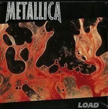 METALLICA LOAD DOPPIO VINILE LP 180 GRAMMI NUOVO E SIGILLATO !!