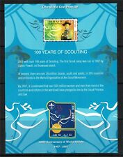 Maldive Is 2008 100 Years of Scouting SG MS 4174 MNH