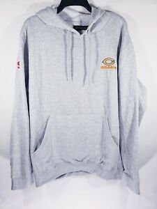 New Men's Dunbrooke Size XL Grey Chicago Bears Sweater With Hoodie