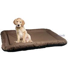 Hundebett 100 x 70 x 10cm Hundekorb Hundesofa Hunde Tierbett Hundeplatz Bett