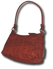 Donna Sharp Quilted Copper Paisley Kylie Quilt Handbag 12789