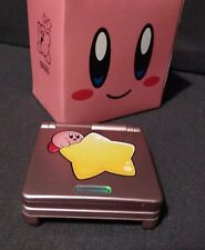 Game Boy Advance SP Kirby Custom