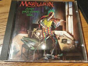 Marillion - Script for a Jester's Tear (CD 1987) NEO-PROGRESSIVE ROCK, Fish