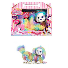 Puppy Surprise Caramel Plush Dog with Babies *RARE*  - Brand New & Boxed