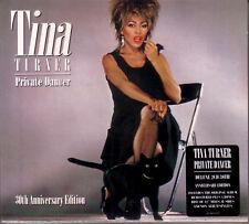 2 CD (NEU) . TINA TURNER - Private Dancer (dig.rem.+ 15 / 30th Anniversary mkmbh