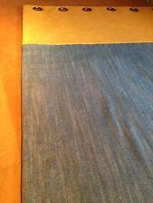 Harlequin Boheme 131060 Teal Interlined/blackout Eyelet Curtains MadeTo Measure