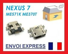 Asus Google NEXUS 7 ME571K 2013 Micro USB Carga Enchufe Puerto Conector