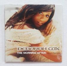 SEALED 2002 DEBORAH COX The Morning After ALBUM SAMPLER PROMO CD RARE LIMITED