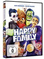 Happy Family [DVD/NEU/OVP] Animationskomödie nach dem Roman von David Safier