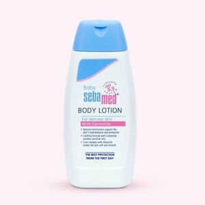 Baby Sebamed Body Lotion For Delicate Skin With Camomile - 100ml