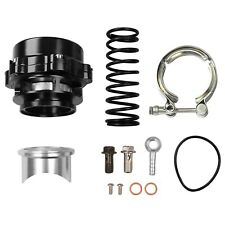 TiAL Q 50mm Blow Off Valve (BOV) Flange Black Up to 35PSI - 6PSI+18PSI Springs
