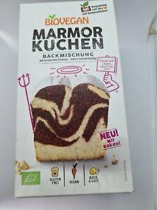 Biovegan Vegan Bio Gluten Free Organic Marble Cake Mix Cupcakes Healthy Baking