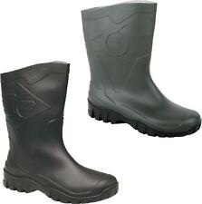 Dunlop DEE Unisex Mens Ladies  Waterproof PVC Calf Length Wellington Boots