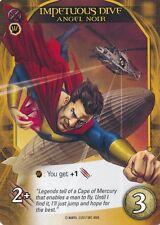 ANGEL NOIR Upper Deck Marvel Legendary NOIR IMPETUOUS DIVE