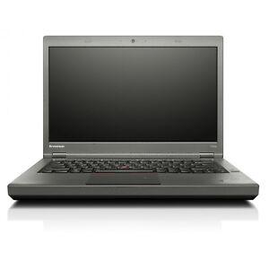 Lenovo ThinkPad T440p 14in. (240GB, Intel Core i7 4th Gen., 2.9GHz, 8GB)...