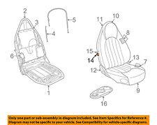 JAGUAR OEM 97-02 XK8 Front Seat Adjust Knob GJB4760AAAGD Oatmeal