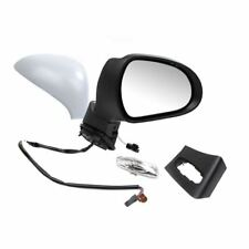 PEUGEOT 207 2006-2013 PRIMED ELECTRIC DOOR WING MIRROR DRIVERS SIDE RIGHT O/S