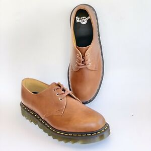 Dr. Martens Ziggy 1461 Mens Derby Shoes Air Wair Bouncing Soles Sz  11 M Brown