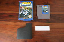 TURBO RACING            -----   pour NINTENDO NES