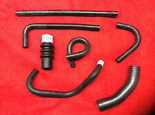 TRIUMPH RADIATOR HOSE KIT TRIUMPH SPITFIRE MK11-IV (fits cars is up to FH59688E)