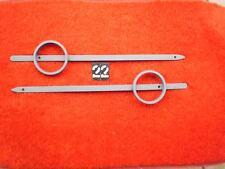 FENDER SKIRT EMBLEM22.RAT&HOT ROD.TRUCK,CHEV,PLYMOUTH,MERC.FORD,DODGE,CAD