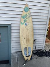 "6'2""  GARY LINDEN USED SURFBOARD SIGNED BERKELEY/OAKLAND LOCAL PICKUP ONLY"