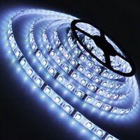 TIRA DE LEDS DE 5 M LEDS SMD 3528 LUZ BLANCA FRIA 12V 4,8W/M 300 LED