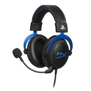 HyperX Cloud - Official Playstation Licensed Gaming Headset for PS4 with in-Line