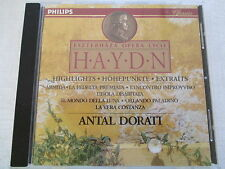 Haydn: Highlights - Antal Dorati, Orchestre de Chambre de Lausanne - Philips CD