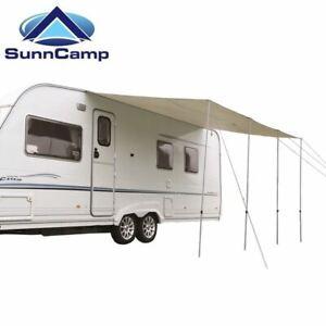 Sunncamp Sunnshield 390 Caravan Sun Canopy Universal Awning - 2020 Model