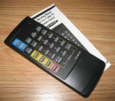 Universal (UR-P95TVE) Remote Control 2 IN 1 Cable TV & Operating Manual **READ**