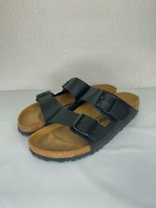 1*56 NEW Birkenstock Arizona Birko-Flor Sandal Narrow Size 40