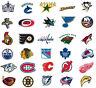 NHL Sticker - Eishockey / Icehockey - Aufkleber - Alle Teams - Penguins, Bruins