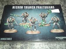 Necron Triarch Praetorians Necrons Warhammer 40k 40,000 Games Workshop Model New