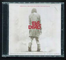 Evil Dead  (Movie Soundtrack: Roque Baños ) La-La Land Records   CD