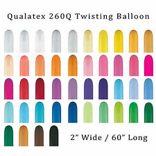 40+ COLOURS 260Q TYING TWISTING BALLOON LATEX MODELING BIRTHDAY PARTY ANIMAL