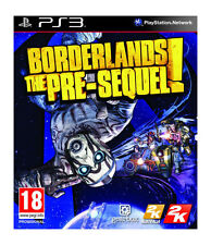 Borderlands: The Pre-Sequel (Sony PlayStation 3, 2014)D0144