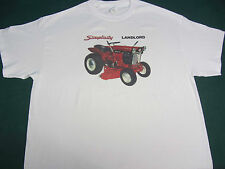 SIMPLICITY LANDLORD (OLDER) Garden Tractor Tee Shirt