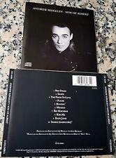 ANDREW RIDGELEY Son of Albert 1990 RARE CD Wham George Michael Deon Estus Shake