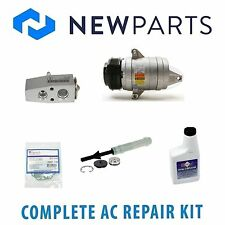 Lincoln MKZ 2010 3.5L Complete AC A/C Repair Kit With NEW Compressor & Clutch