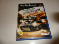 PlayStation 2  PS 2  The Fast and the Furious (3)