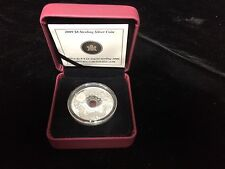 2009 RCM $8 Sterling Silver Coin - Maple of Wisdom