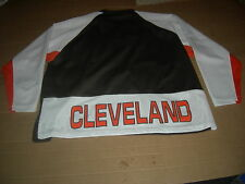 Cleveland Browns M/L Tim Couch HOCKEY Jersey,NWOT,STRIKING LOOK,VERY HARD-2-FIND