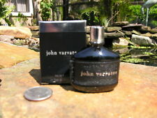 John Varvatos Men's Eau De Toilette MINI Travel size .25 Fl Oz New in Box
