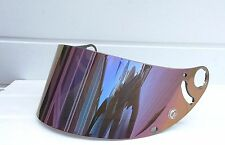 Aftermarket Specchio iridio Shark Visiera Visor Shield RSR RSR2 RSX RS2