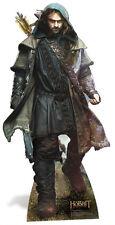 Kili ' El Hobbit ' TAMAÑO NATURAL FIGURA HUMANA DE CARTÓN Aidan Turner Enano