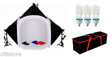 "32"" Tent Photostudio Square Softbox Bulb Photography Backdrops cloth Suit"