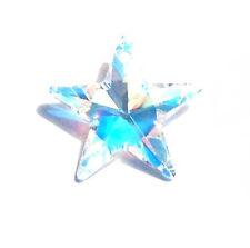 40mm Swarovski Strass AB Aurora Borealis Crystal Star Prisms Wholesale  NEW  CCI