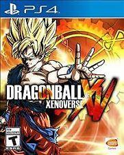 PS4 DragonBall XV XenoVerse NEW Sealed Region Free Dragon Ballz Saiyan